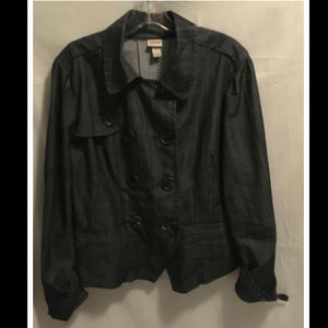 Size 14 Venezia Denim Jacket